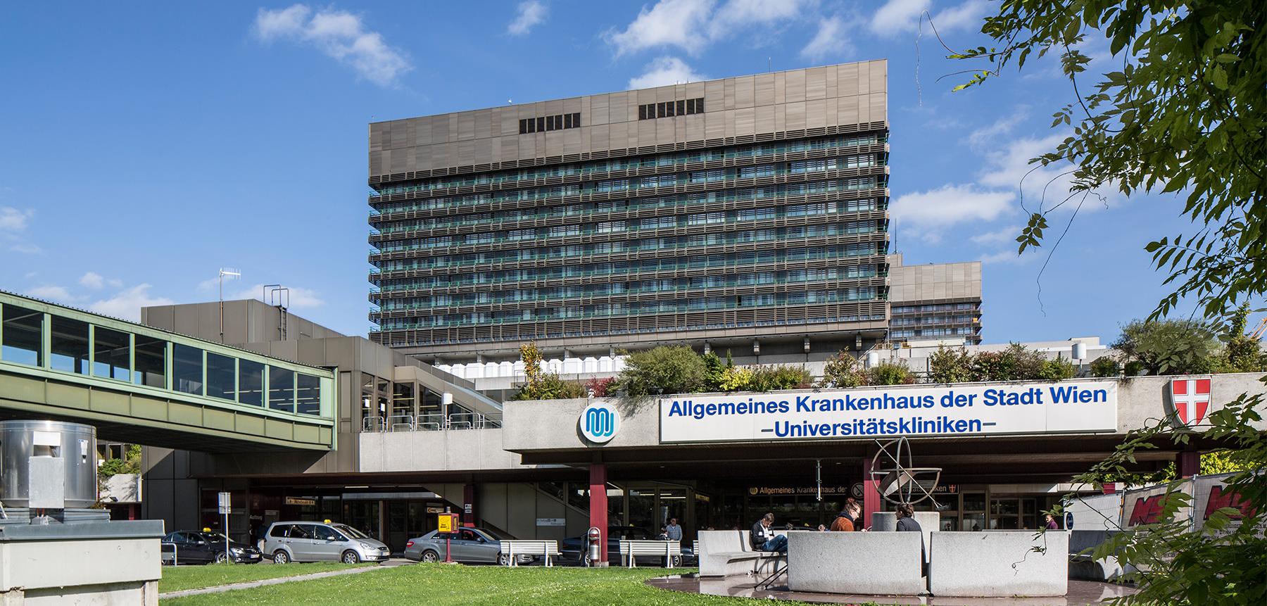 Krankenhäuser In Wien