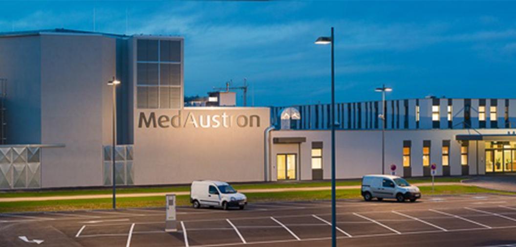Ionentherapiezentrum Medaustron Wiener Neustadt