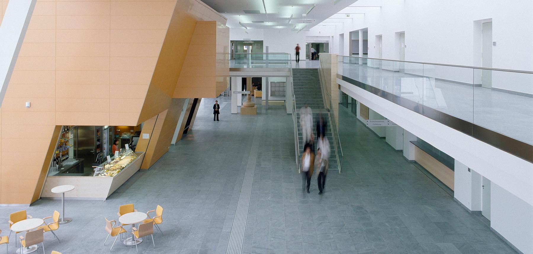 Neubau Unfallkrankenhaus Linz