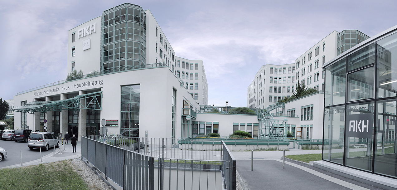 AKH Linz Betriebsorganisationsplanung